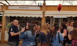 fotos de los expositores de la Mostra de Vins , cabes licors i Aliments de Valencia vinos cava alimentos (69)
