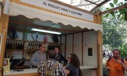 fotos de los expositores de la Mostra de Vins , cabes licors i Aliments de Valencia vinos cava alimentos (70)