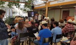fotos de los expositores de la Mostra de Vins , cabes licors i Aliments de Valencia vinos cava alimentos (71)