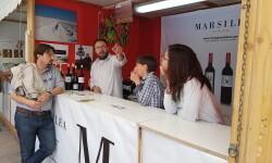 fotos de los expositores de la Mostra de Vins , cabes licors i Aliments de Valencia vinos cava alimentos (78)