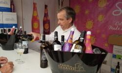 fotos de los expositores de la Mostra de Vins , cabes licors i Aliments de Valencia vinos cava alimentos (89)
