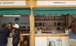 fotos de los expositores de la Mostra de Vins , cabes licors i Aliments de Valencia vinos cava alimentos (9)