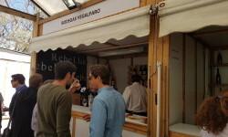 fotos de los expositores de la Mostra de Vins , cabes licors i Aliments de Valencia vinos cava alimentos (90)