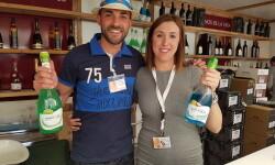 fotos de los expositores de la Mostra de Vins , cabes licors i Aliments de Valencia vinos cava alimentos (94)