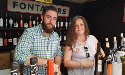 fotos de los expositores de la Mostra de Vins , cabes licors i Aliments de Valencia vinos cava alimentos (95)