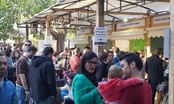 fotos de los expositores de la Mostra de Vins , cabes licors i Aliments de Valencia vinos cava alimentos (98)