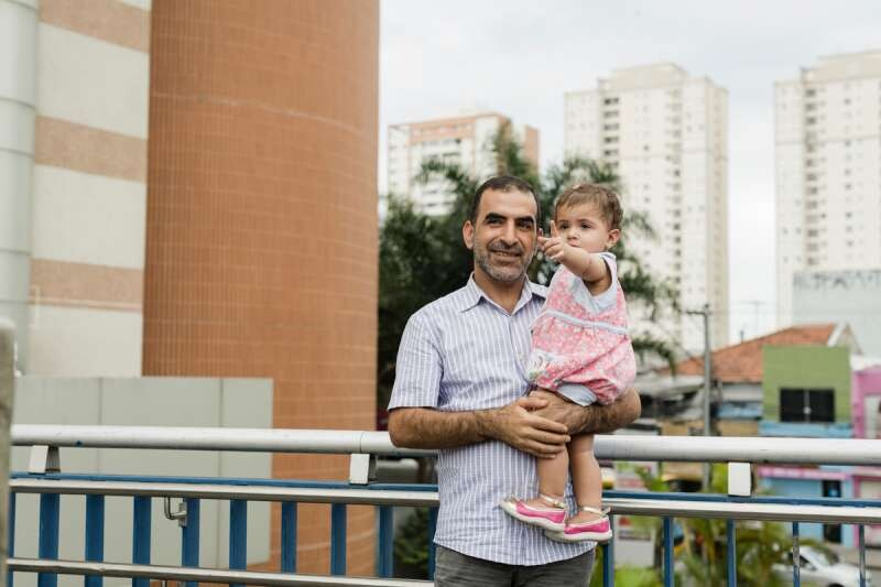 haled and daughter in brazil-29march