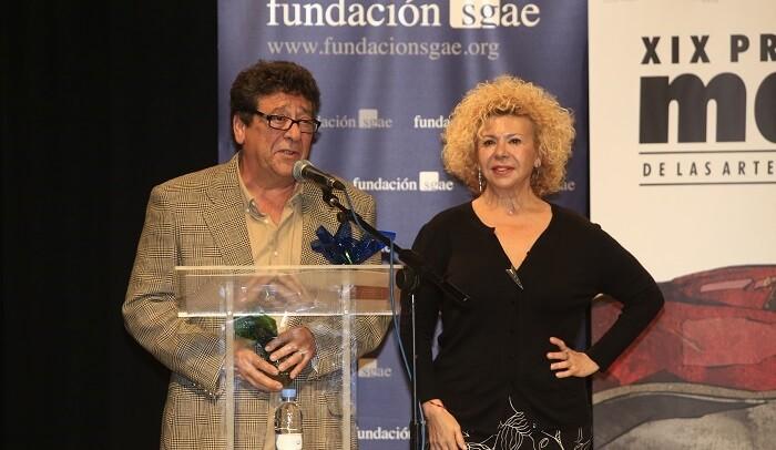 los Premios Max de las Artes Escénicas pretenden reconocer el talento de los profesionales del teatro y la danza en nuestro país. (Foto-Manuel Molines).