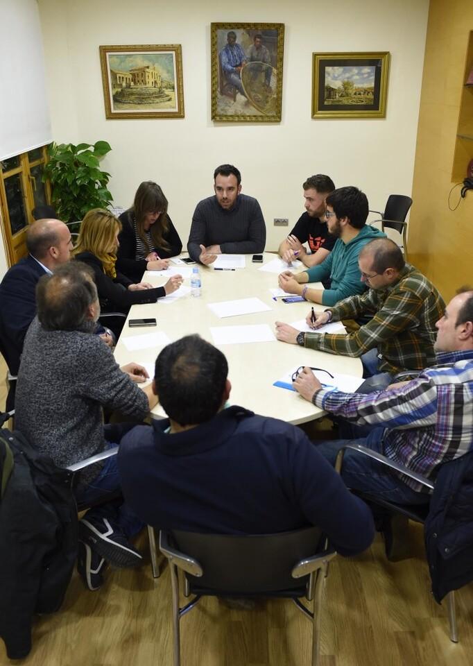 reunió grup treball sant pere