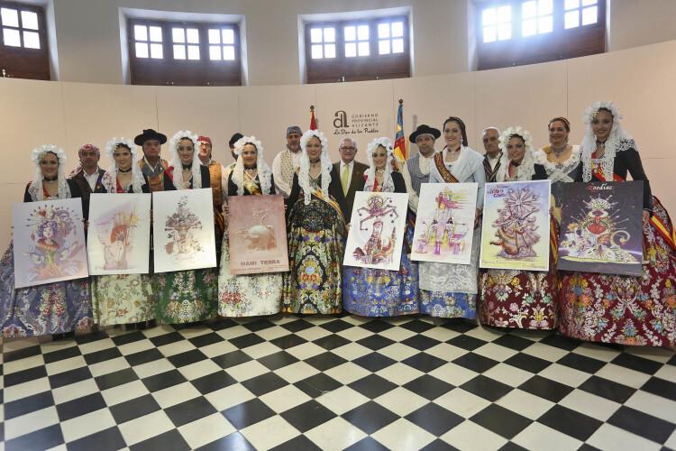 052816 Exposicion Maquetas Hogueras