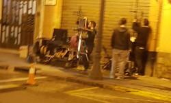 20160518_213336La ciudad de Valencia sigue con el rodaje de «Amar», de Esteban Crespo Netflix  (10)