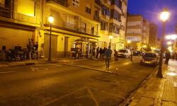 20160518_213336La ciudad de Valencia sigue con el rodaje de «Amar», de Esteban Crespo Netflix  (11)