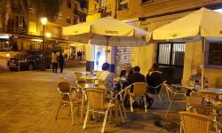 20160518_213336La ciudad de Valencia sigue con el rodaje de «Amar», de Esteban Crespo Netflix  (17)