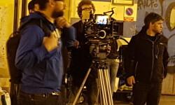 20160518_213336La ciudad de Valencia sigue con el rodaje de «Amar», de Esteban Crespo Netflix  (6)