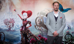 MADRID, SPAIN - MAY 12:  Director James Bobin attends the 'Alice Through The Looking Glass' photocall at the Santo Mauro Hotel on May 12, 2016 in Madrid, Spain.  (Photo by Pablo Cuadra/Getty Images for Walt Disney Studios)