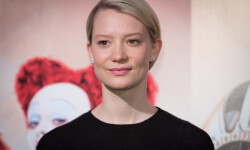 MADRID, SPAIN - MAY 12:  Actres Mia Wasikowska attends the 'Alice Through The Looking Glass' photocall at the Santo Mauro Hotel on May 12, 2016 in Madrid, Spain.  (Photo by Pablo Cuadra/Getty Images for Walt Disney Studios)