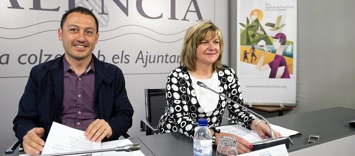Acto de presentación Fira de les Comarques. (Foto-Abulaila).