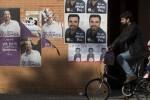 Acuerdo entre partidos políticos para eliminar publicidad en carteles y vallas.