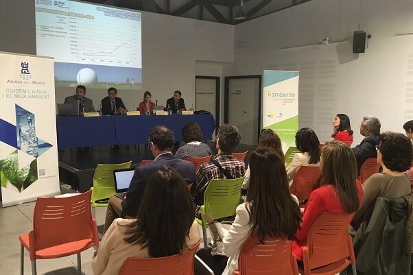 Aigües de l'Horta reduce un 18 por ciento los costes energéticos gracias a la mejora en la eficiencia de las redes y los equipos.