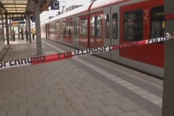 Al grito de 'Alá es grande' un hombre mató a una persona e hirió a otras tres en Alemania.