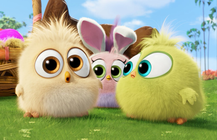 Hatchlings from Columbia Pictures and Rovio Animation' class=