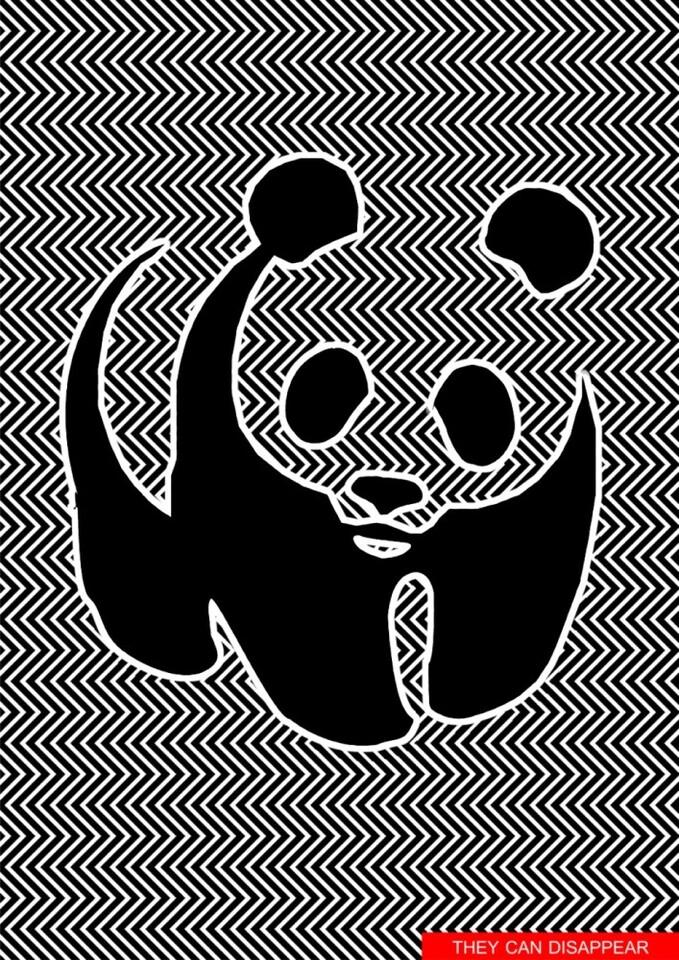Artista-creó-una-ilusión-óptica-de-un-panda-por-estar-en-peligro-de-extinción-3