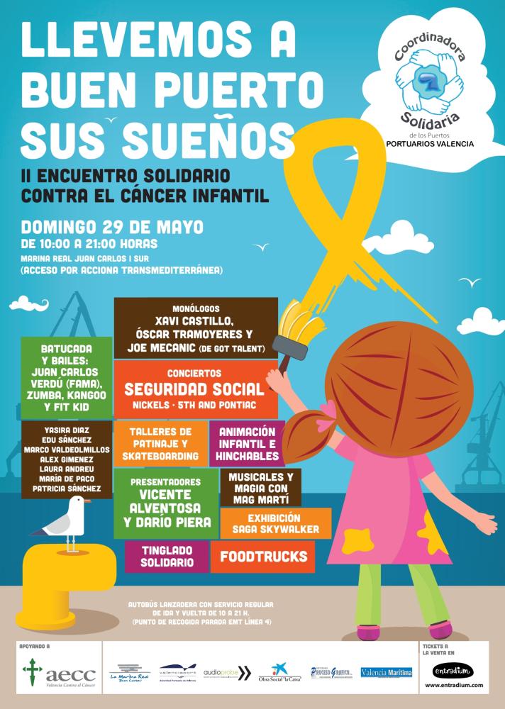 Cartel II Encuentro Solidario 29 mayo OK