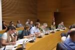 Ciudadanos lamenta que el tripartito vote en contra de crear un abono joven de 25 euros para el transporte público.