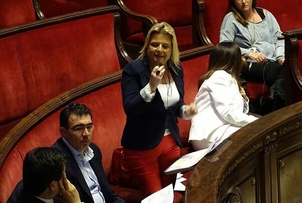 Ciudadanos pide explicaciones al triparto por contratar grupos afines a Compromís en los conciertos de Viveros.