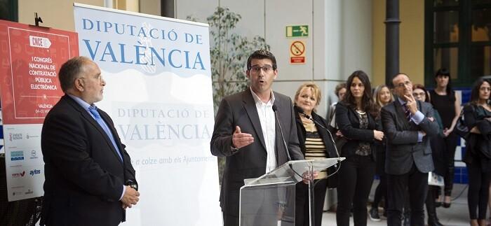 Clausura del Congreso Nacional de Contratación Pública Electrónica. (Foto-Abulaila).