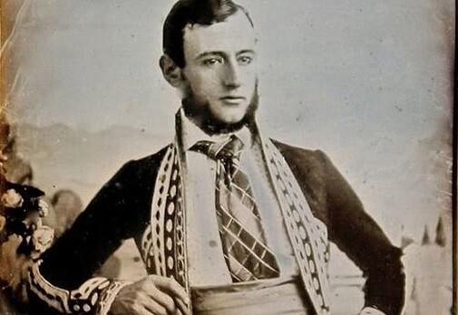 Daguerrotipo realizado en 1843.