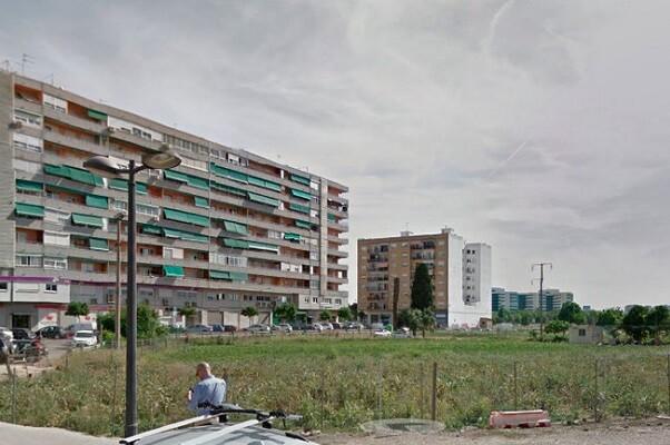 El Ayuntamiento inicia hoy las obras de urbanización del PAI entrada Sant Pau en Melilla.