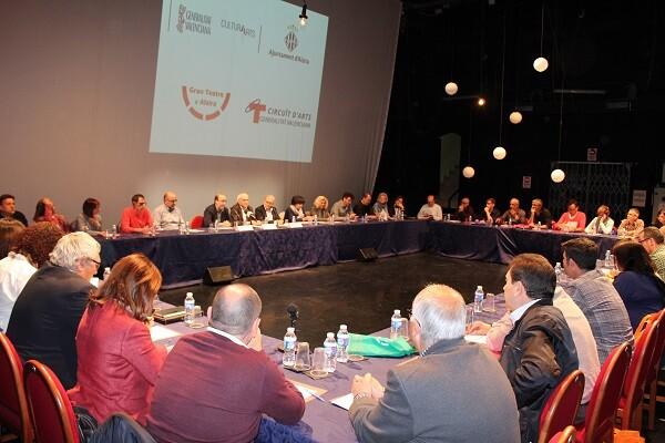 El Institut Valencià de Cultura celebra la primera asamblea del Circuito en cinco años.
