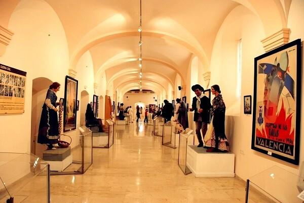 El Museo Fallero consigue el reconocimiento de su oficialidad.