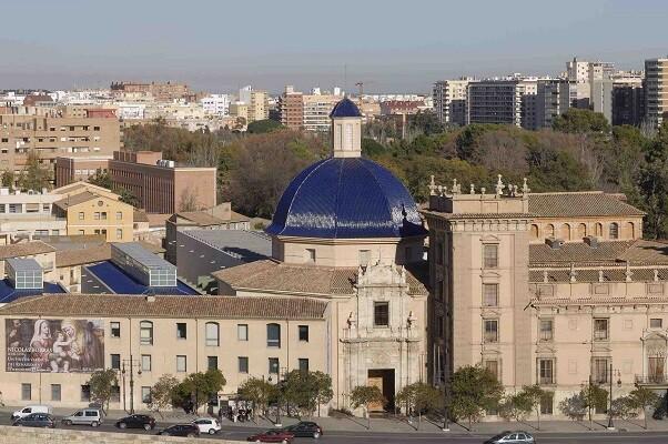 El Museu de Belles Arts de València invita a los ciudadanos a acudir en bicicleta hasta su sede en el Día de los Museos.