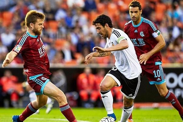 13-05-2016, Liga BBVA, Valencia CF v Real Sociedad. Mestalla, Valencia