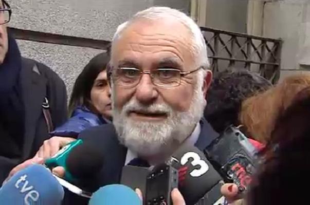 El juez abre juicio oral contra Francisco Correa y Juan Cotino por la visita del Papa a Valencia en 2006.