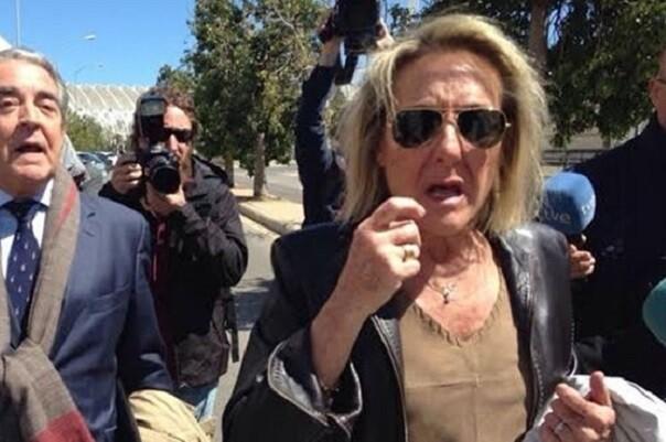 El juez bloquea la cuenta bancaria del PP en el Ayuntamiento de Valencia.