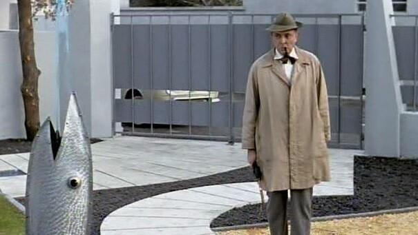 El personaje de Monsieur Hulot interpretado por Tati.