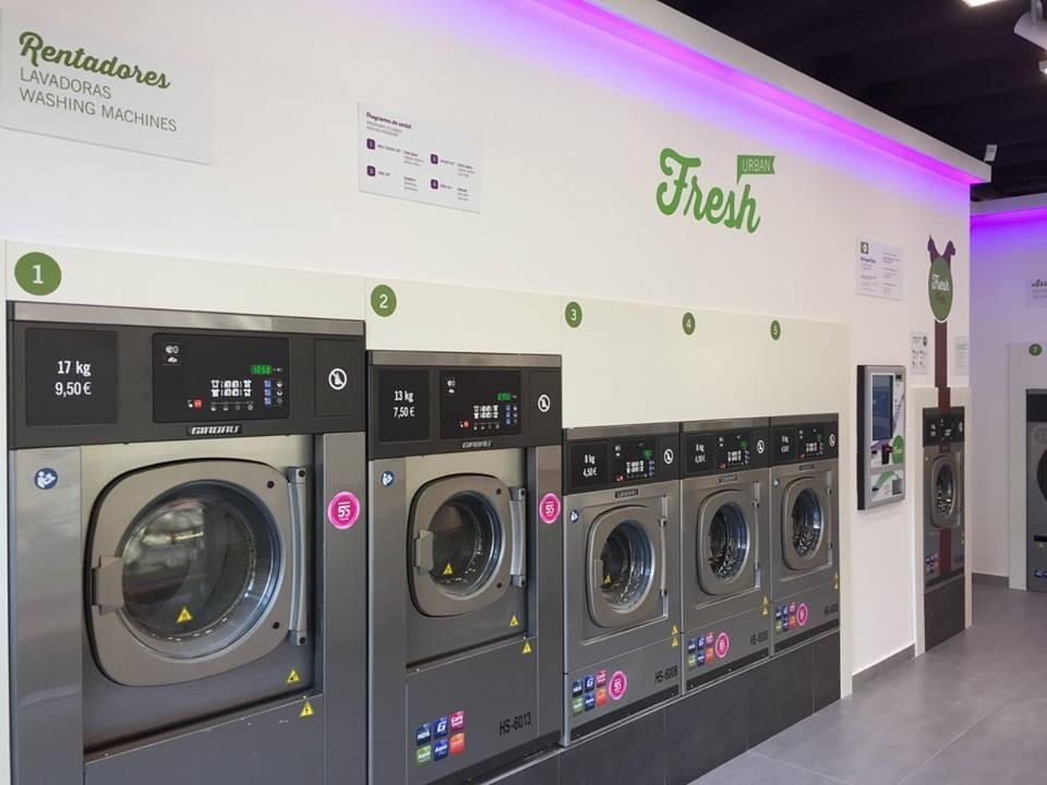 El uso de lavanderías autoservicio puede incrementar el ahorro familiar hasta 900 euros anuales (1)