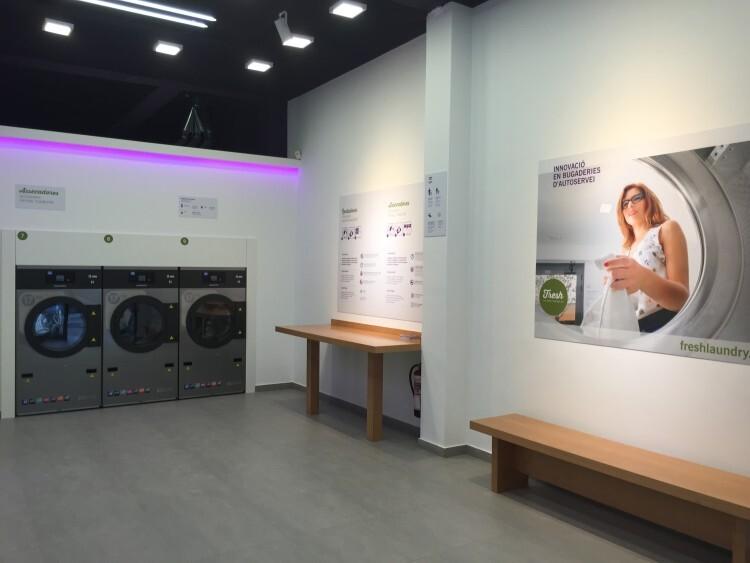 El uso de lavanderías autoservicio puede incrementar el ahorro familiar hasta 900 euros anuales (2)