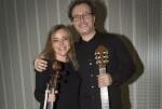 Elena Solanes y Ruíz del Puerto estrenan en España 'Dos poemas de Lorca' del guitarrista y compositor Leo Brouwer.