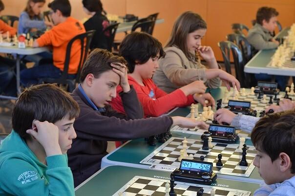 Empezaron los Juegos Deportivos Municipales de Valencia.