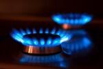 Gas, Flamme, Gasflamme, Erdgas, Energie, Herd, blau, Küche, kochen