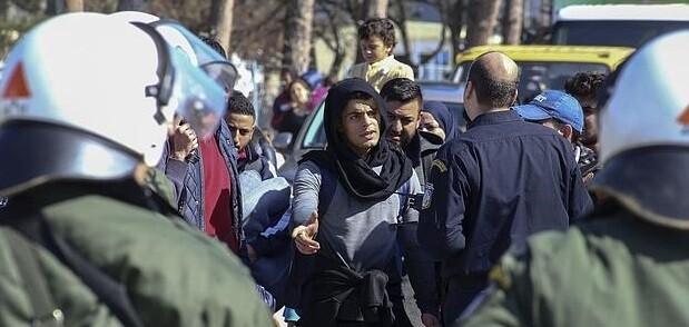 España no es un país de acogida para aquellos que huyen de la guerra y la persecución.