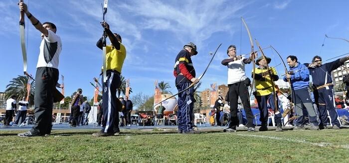 Esta prueba organizada por el Club Arc Valencia cuenta con el apoyo del Ayuntamiento de Valencia, Fundación Deportiva Municipal y la Federación de la Comunidad Valenciana de Tiro con Arco.