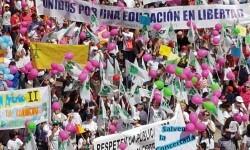 Familias y docentes piden #salvemosconcertada la escuela concertada y la dimisión del conseller (14)
