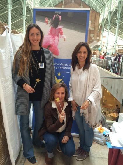 Feria Solidaria Fundación Pequeño Deseo (1)