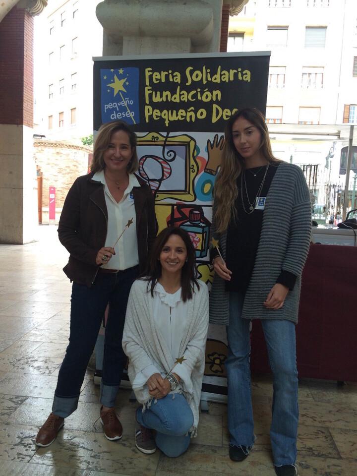 Feria Solidaria Fundación Pequeño Deseo (2)