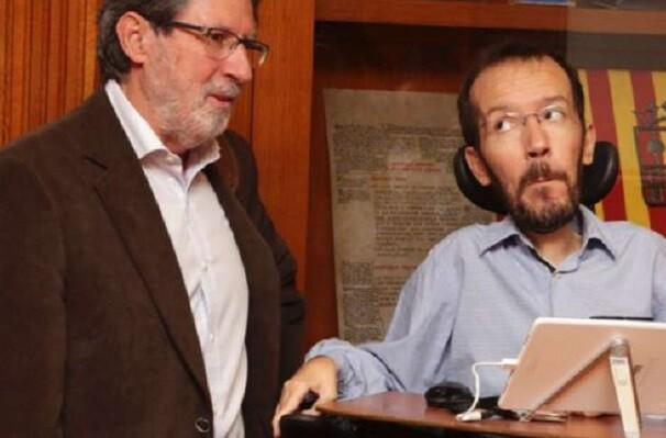 IU y Podemos acuerdan crear un equipo de trabajo mixto.